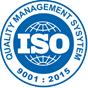 effizent seele pvt ltd is the iso 9001 - 2015 certified company.